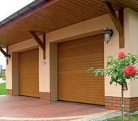 Garážová vrata, vjezdové brány a závory, automatické pohony